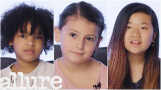 Girls Ages 5-18 Talk About What Beauty Means to Them | Allure