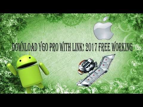 DOWNLOAD YGOPRO LINK MOBILE ANDROID VERSION MAY 2018 !!! - смотреть