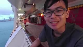 【郵輪之旅Vlog】 Day1 // 麗星郵輪 處女星號