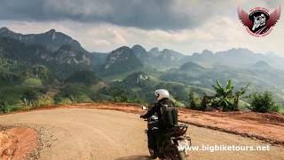 Motorcycle Tour in Laos | Finest Motorcycle Tours with Big Bike Tours