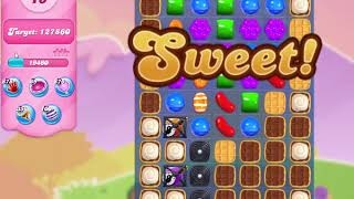 Candy Crush Saga Level 3943 NO BOOSTERS