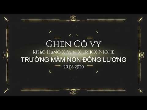 Trường Mầm non Đông Lương tuyên truyền phòng, chống dịch bệnh Covid-19