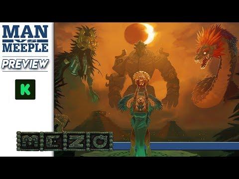 Mezo Preview by Man Vs Meeple