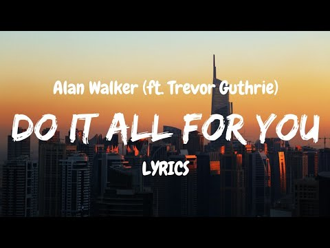 Do It All For You cover
