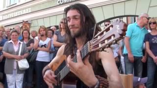 Best Street Guitar Player Ever Amazing