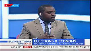 ELECTIONS & ECONOMY:Kenya's economy yet to take in shocks