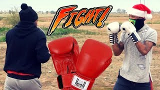 1V1 Boxing Match CODE RED