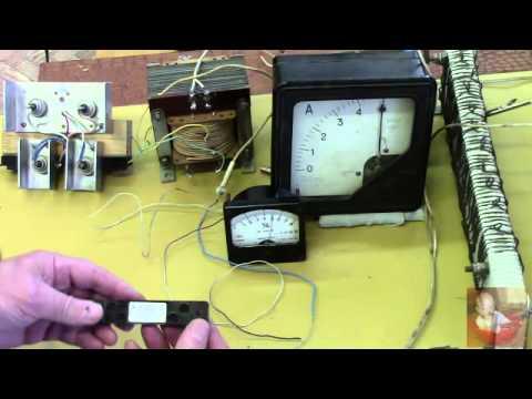 Выпрямитель для зарядки аккумулятора 12 В. Часть 2.