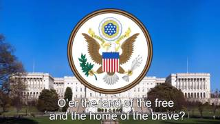 National Anthem of United States of America (USA) - The Star Spangled Banner (FULL)
