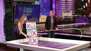 Ellen's Fan Wins Big for the Audience with 'Road to Riches' - Video Youtube