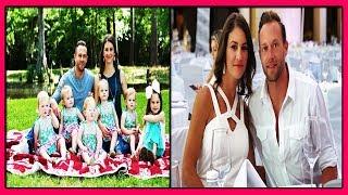 Очаровательные Девочки-Близнецы Пятерняшки Родились у Даниэль и Адама Басби из США