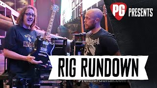 Rig Rundown   ACDC's Angus Young & Stevie Young
