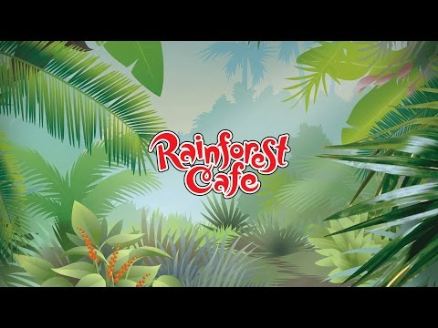 Rainforest Cafe - Your Adventure Begins