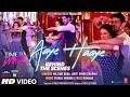 Behind The Scenes - Aaye Haaye | Vishal Mishra, Millind Gaba & Aditi |Time To Dance| Sooraj,Isabelle