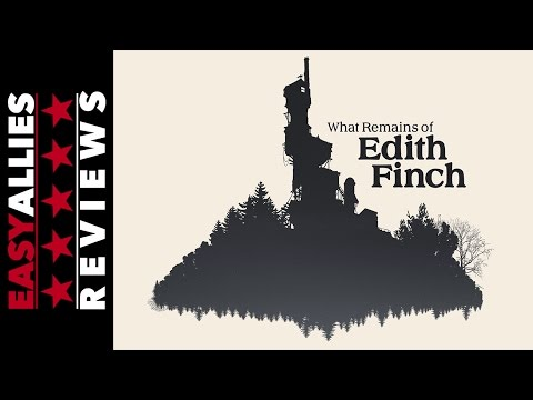 What Remains of Edith Finch - Easy Allies Review - YouTube video thumbnail