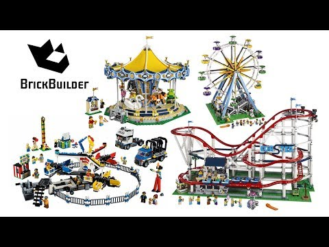 Lego Creator All Amusement - Lego Speed Build