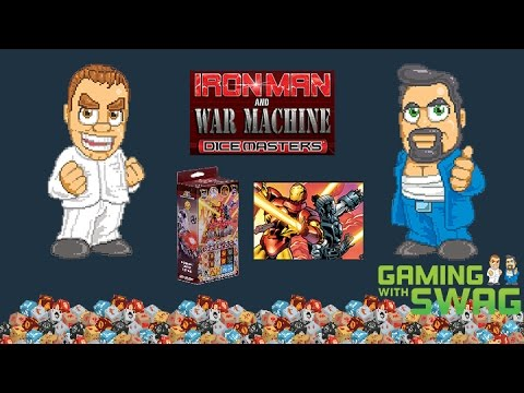 Iron Man and War Machine Starter Set - Unboxing and Review