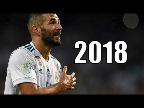 Karim Benzema - Skills & Goals | HD