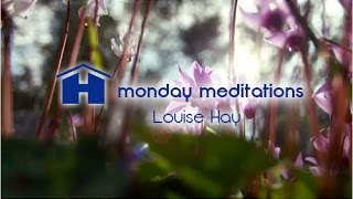 Your Healing Light Meditation With Louise Hay   Monday Meditations