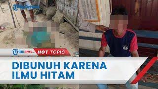 Seorang Pemuda Bunuh Kakek Berusia 69 Tahun di Sulawesi Utara Lantaran Diduga Miliki Ilmu Hitam