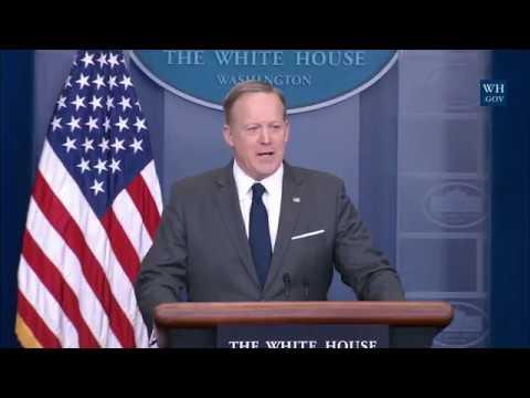 3/27/17: White House Press Briefing