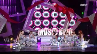 음악중심 - Rania - Pop Pop Pop 라니아 - 팝 팝 팝 Music Core 20111210