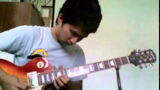 love is a cat from hell (chiodos guitar cover)