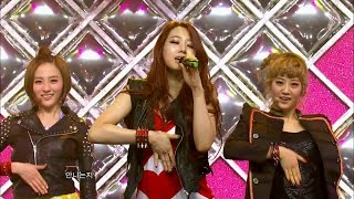 【TVPP】EXID - Whoz that girl, 이엑스아이디 - Whoz that girl @ First Debut Stage, Show Music core Live