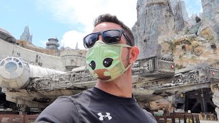 Disneys Hollywood Studios Reopened! | ROTR Boarding Passes, Crowds & Ride POVs