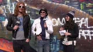 Interview with Sticky Fingers (Round Two)