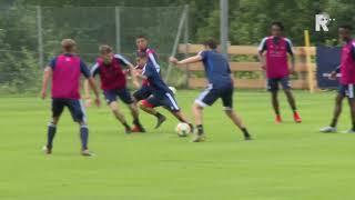 Bekijk hier de reportage van de 1e training van Feyenoord in Oostenrijk