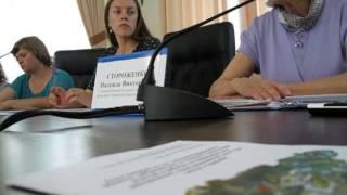 Презентация эко проекта в Семилуках 29.05.2014 г.