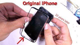 Original iPhone 2G Teardown - TEN YEARS LATER!!