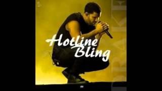 HOTLINE BLING - DRAKE(Official Audio)