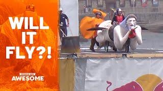 videos de risa extraña competencia