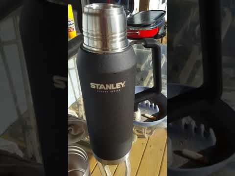 Stanley Master Series thermos review