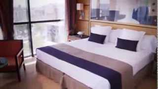 preview picture of video 'H10 Marina Barcelona Gay Friendly Hotel, Sant Marti, Barcelona - Gay2Stay.eu'