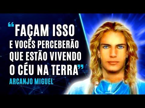 Mensagem do Arcanjo Miguel