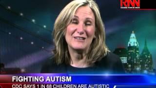 Fighting Autism - CDC Says 1 In 68 Children Are Autistic