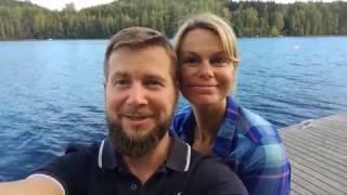 Недорогой рыбалка и отдых в финляндии летом