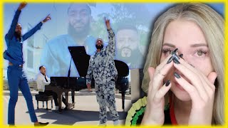 I'm Sad. | DJ Khaled   Higher Ft. Nipsey Hussle, John Legend | REACTION