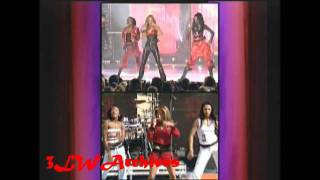 3LW- No More (Baby I'ma Do Right)/ I Do (Wanna Get Close To You) Live Sound Check