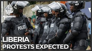 Liberia discontent: More anti-government protests expected