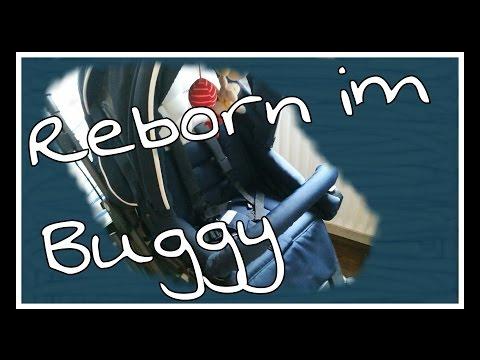 Reborn im Buggy | Rausgehen |verstecken | Tipps || Reborn Baby Deutsch
