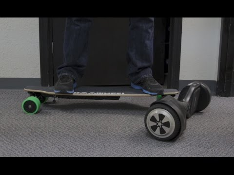 KooWheel Electric Skateboard Review