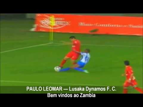 PAULO LEOMAR — Welcome to Lusaka Dynamos F.C.