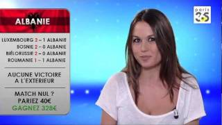 France Albanie Qualification Euro 2012