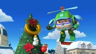 Робокар Поли - Новогодняя песенка! (New year song)