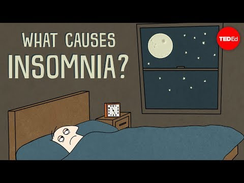 Why Do Some People Suffer From Insomnia?