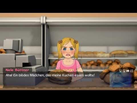 Let's Play Bernd und das Rätsel um Unteralterbach Teil 15: Bäckerei Hero [Ger/HD]
